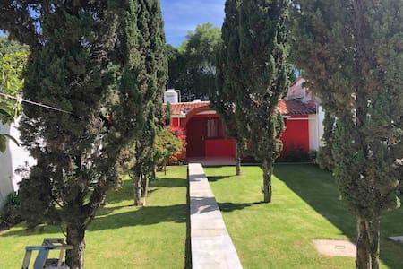 Increíble Casa Privada con Jardín