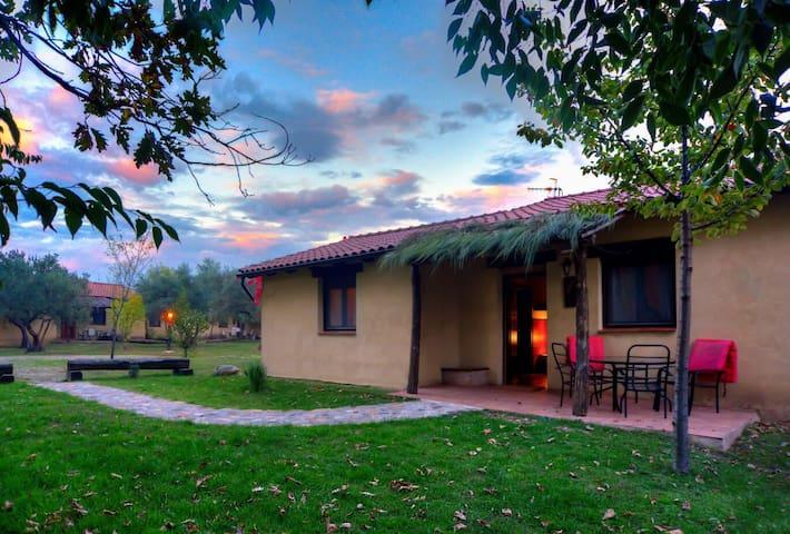 Casa Familiar El Manantial Del Fresno