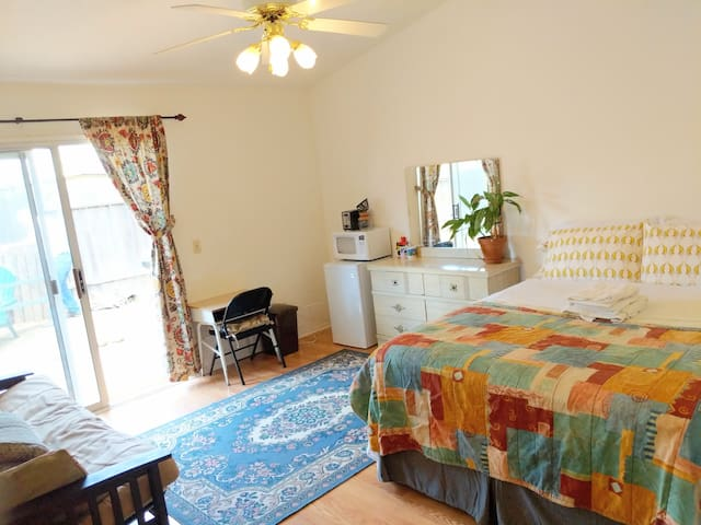 Private Studio Near Transportation & College