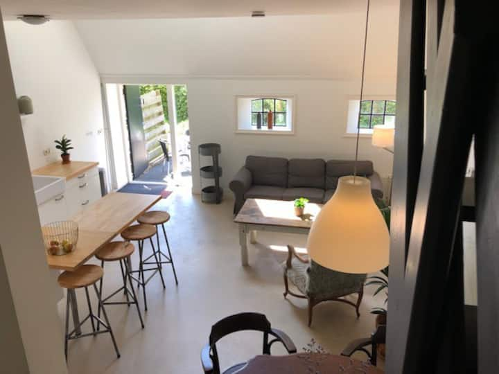 Aldehoeve-logies 2: 4 person apartment