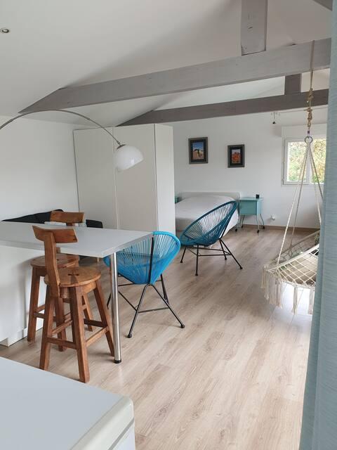 Le Studio, tout confort au cœur de la Provence.