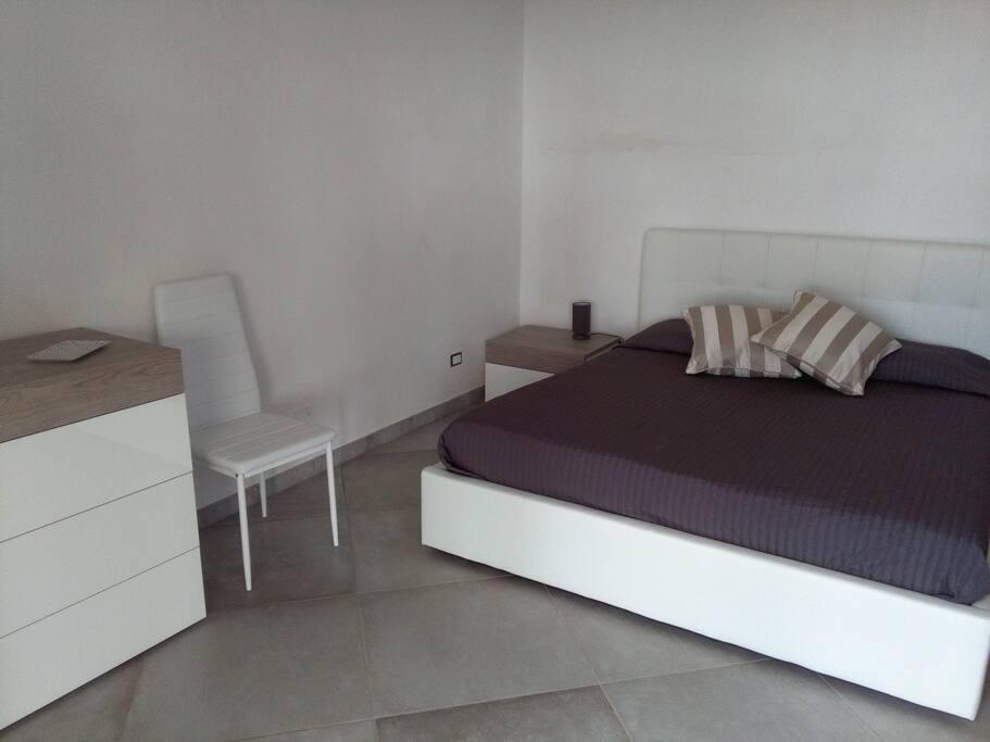 Camera da letto monolocale Marco 2