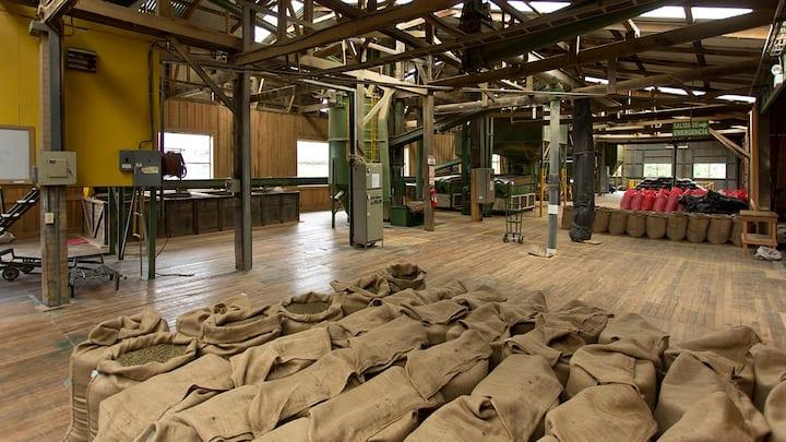 Aquiares Mill