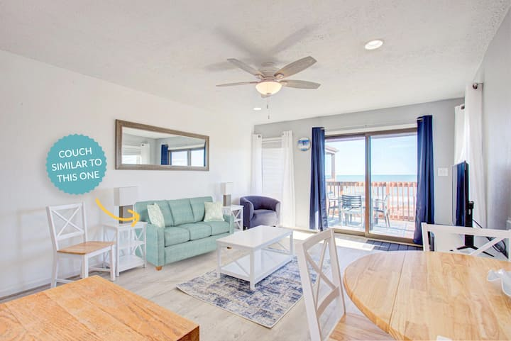 C304A Duck Tales * Oceanfront * Community Pool, Tennis, Playground