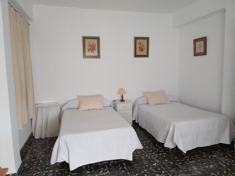 Triple  or Couple Room in Shared Floor