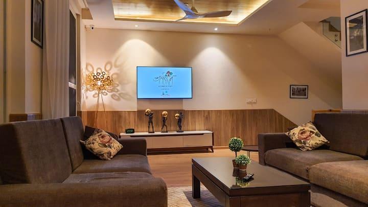 Alpviram Kasauli Home Stay  4 Bedroom Villa