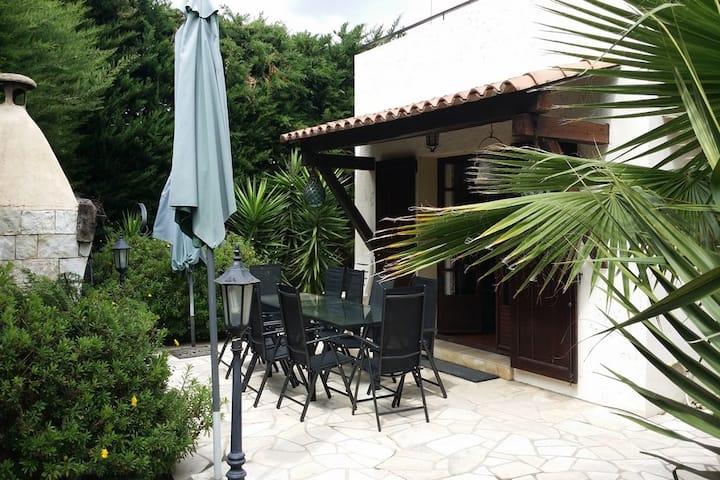 Villa provençale proche Cannes et plages