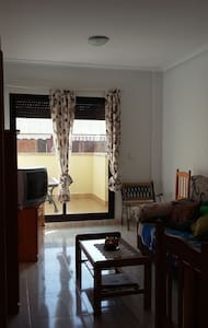 Flat in quiet place near of beach and shops