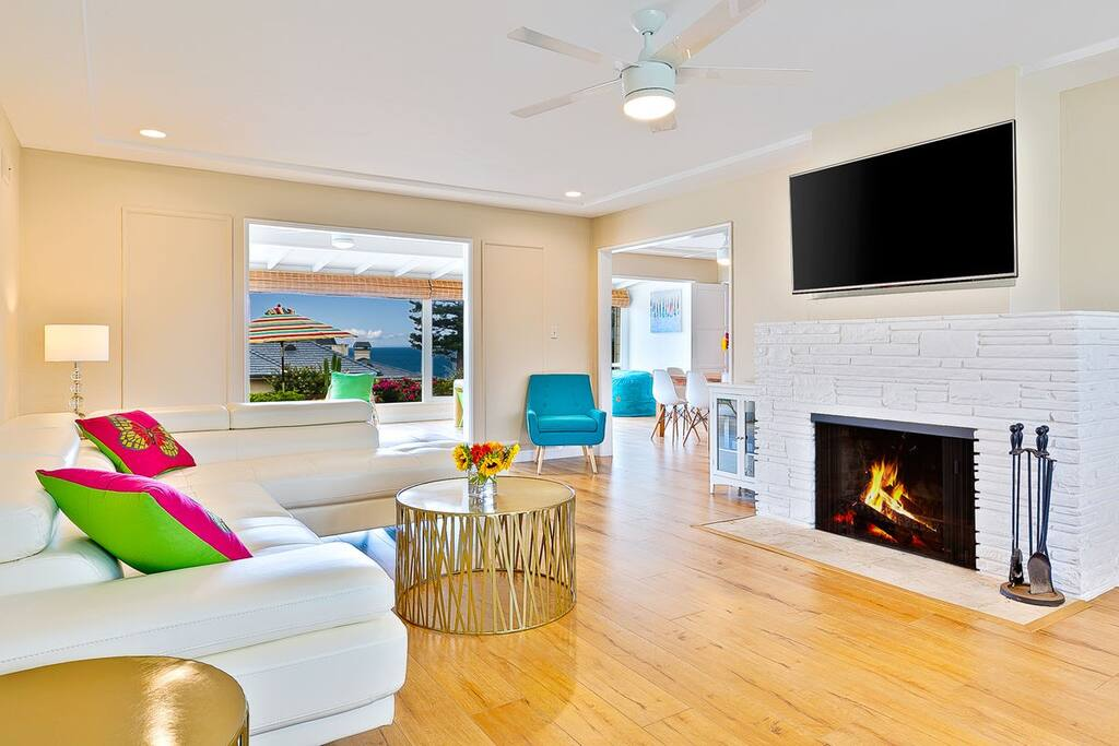 La Jolla Serenity Beautiful La Jolla Home Featuring Garden And Ocean Views Houses For Rent In