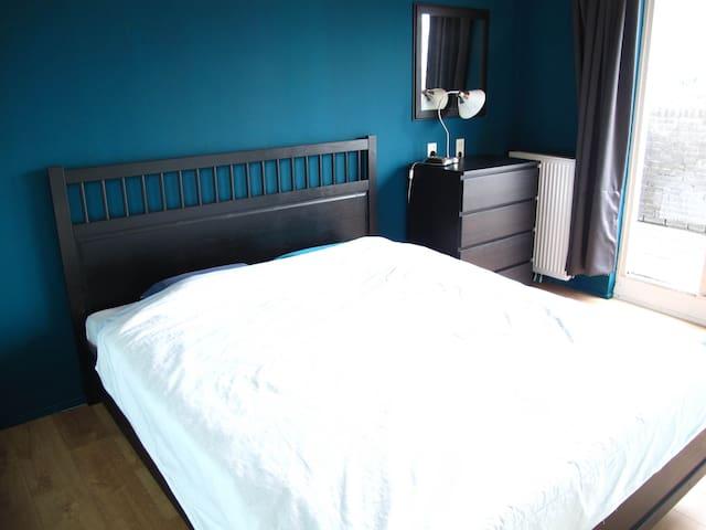 Large apartment central to sights - Koog aan de Zaan - Apartment