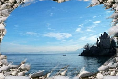 Doux Léman - Yvoire -Bed & Breakfast - Bed & Breakfast