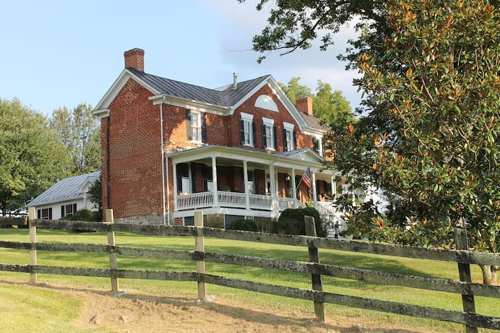Springdale (Natl. Register of Historic Places) - Lexington - Misafir suiti