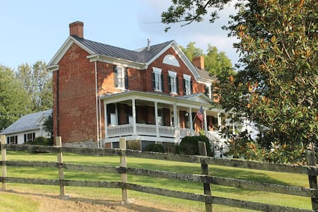 Springdale (Natl. Register of Historic Places) - Lexington - Rumah