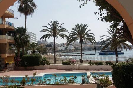 Beach,Love, funny magic island - Eivissa
