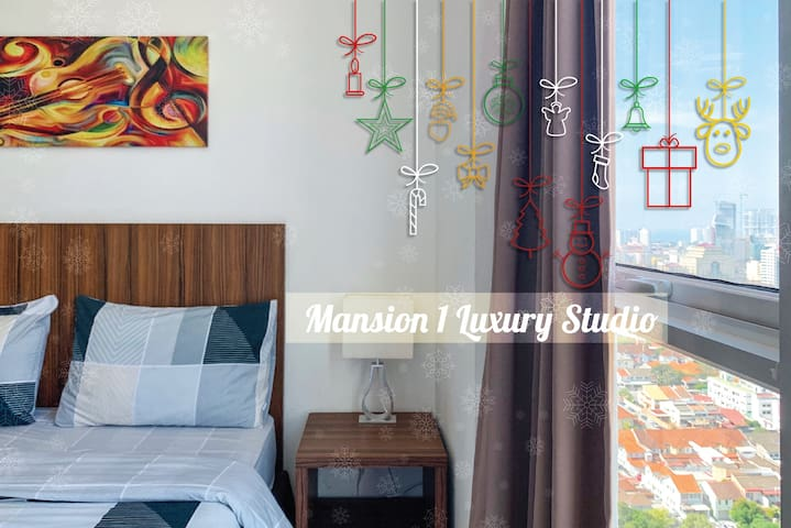 Mansion 1 Luxury Studio