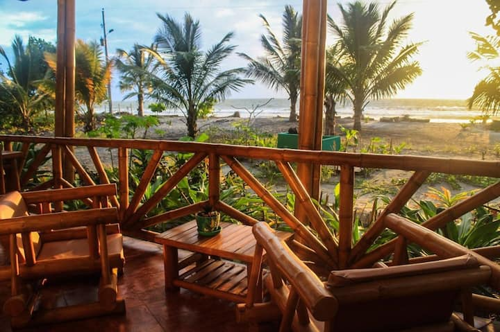 Seaside Garden Lodge Mompiche