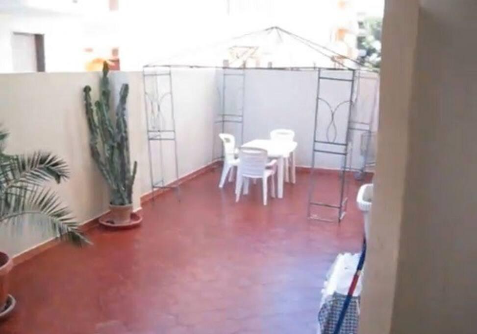 parte della veranda