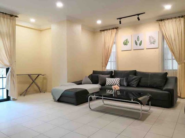 J's Residences - 3 BR spacious @ Riverine Condo