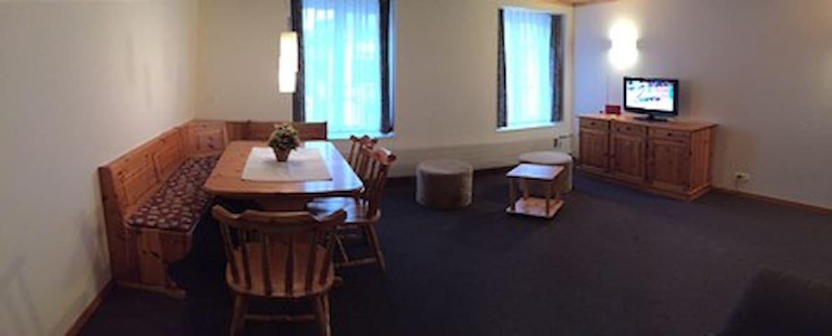 Grosse Wohnung bei Interlaken, 1.St - Meiringen - อพาร์ทเมนท์