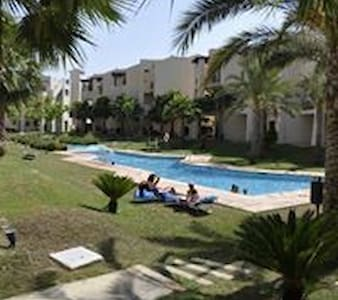 Penthouse Apartment at Roda Golf and Beach Resort