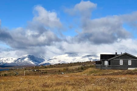 Midtre Syndin in Valdres - great mountain get away