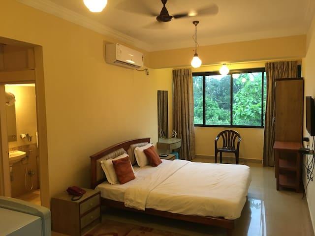 Goan Apartment at Vagator beach. - Vagator - Leilighet