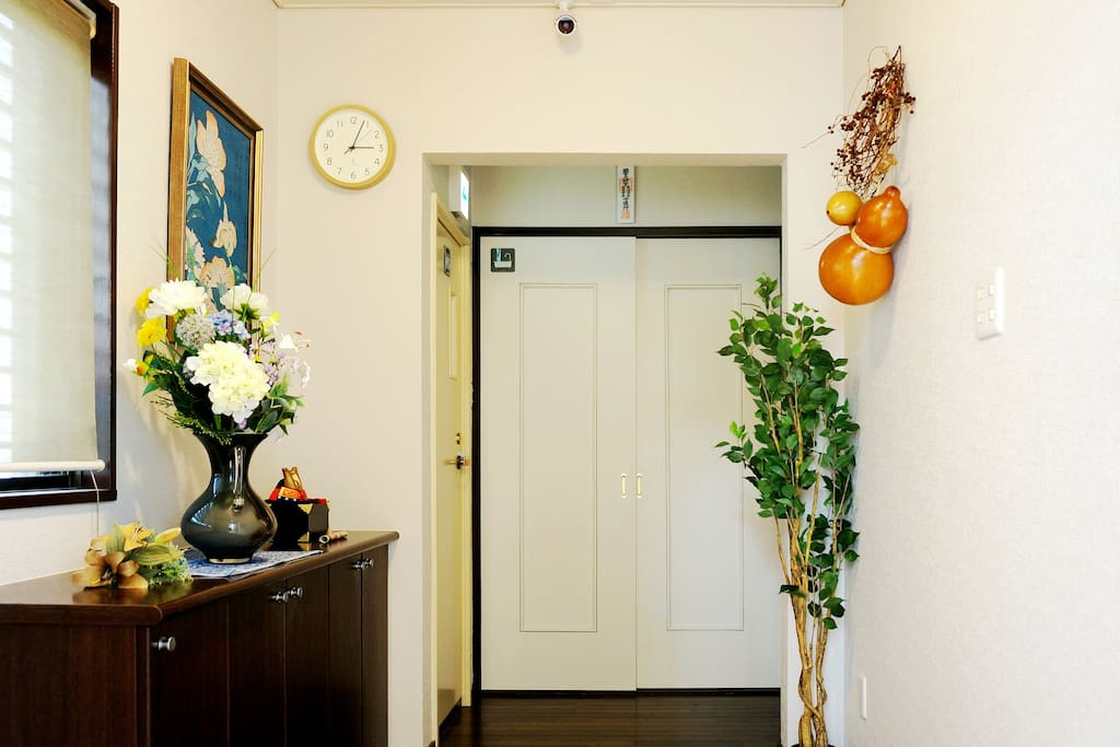 Entrance 玄关
