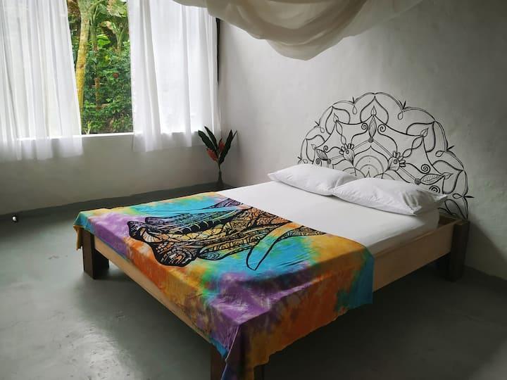 *Paraíso Cangrejales Habitación privada