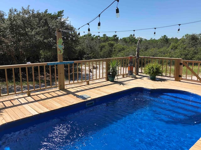 Crows Nest Private/Guest Rm-Fort Morgan,AL & Pool