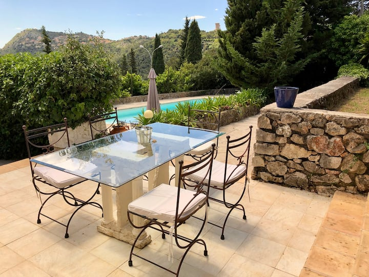 Beautiful Villa minutes from Monte-Carlo