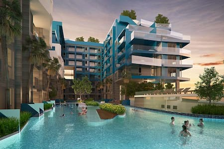Acqua condo jomtien - Muang Pattaya - Leilighet