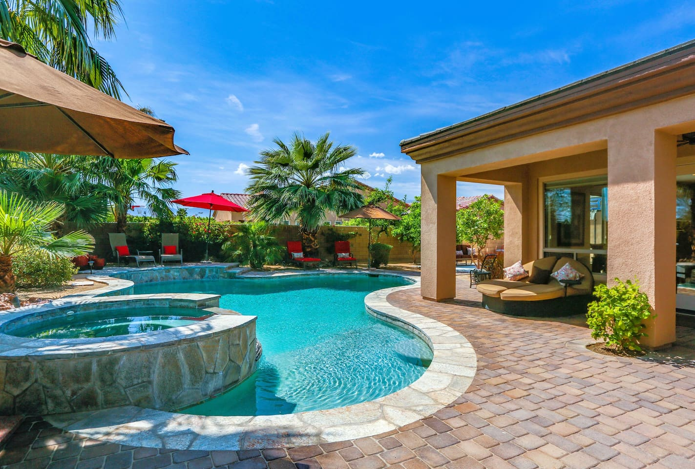 Welcome! This tropical getaway is professionally managed by TurnKey Vacation Rentals.