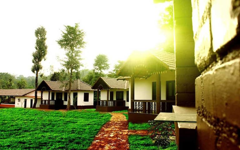 Chikkamagaluru Homestay: Valley Homes