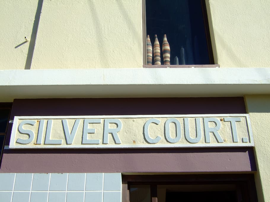 Welcome to Silver Court - your house at the sea