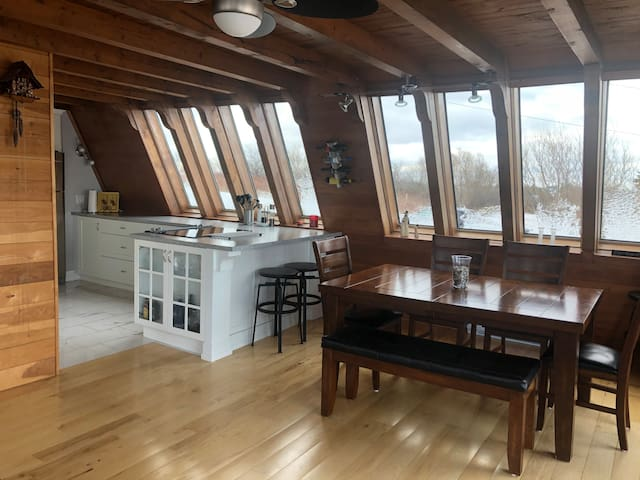 Baie Sainte-Marie Oceanview House for rent