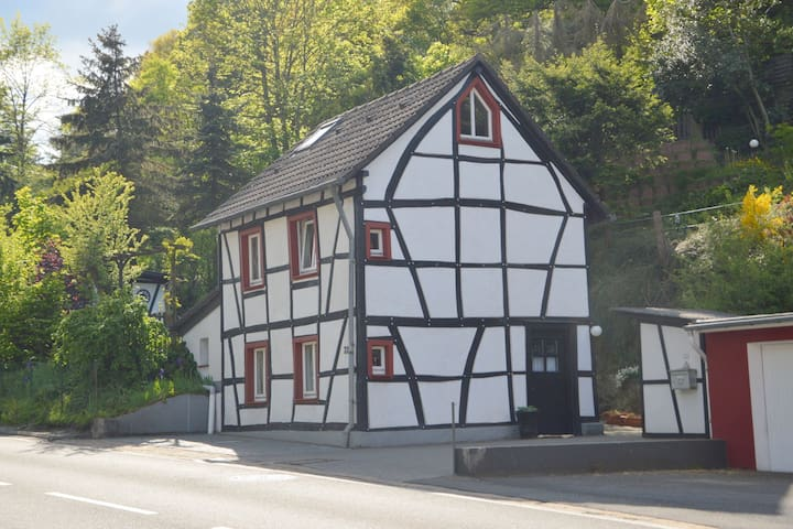 Cosy, detached holiday home with garden, close to the Eifel National Park
