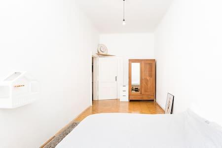 bright room II in super nice area - Wien - Apartment