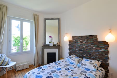 Chambre cosy, Lorient centre, Merville