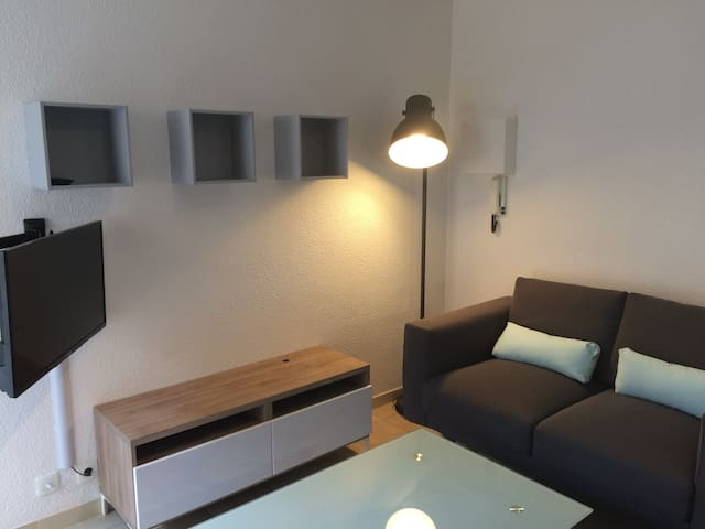 Appart charmant avec patio à 15 mns de Bordeaux - Saint-André-de-Cubzac - Apartment