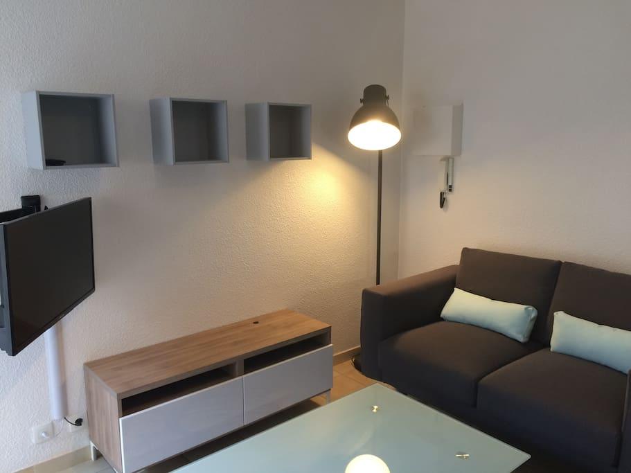 Charmant Bordeaux Schlafzimmer ~ Appart charmant avec patio à mns de bordeaux
