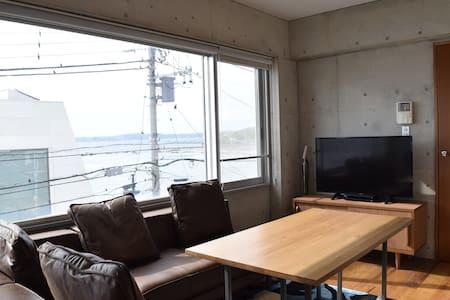 【Beach Front Property】Hayama Ocean House