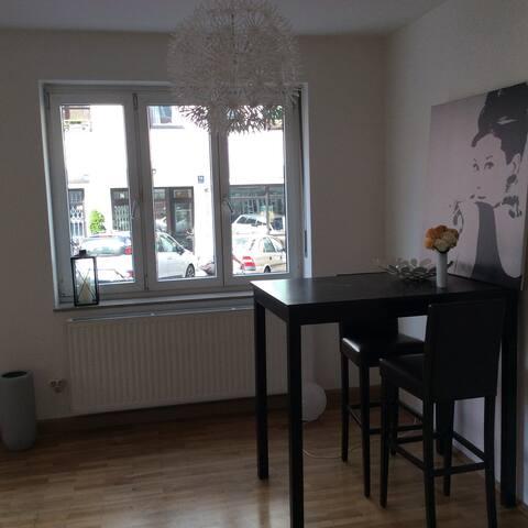 Perfect flat near university - Munique - Condomínio