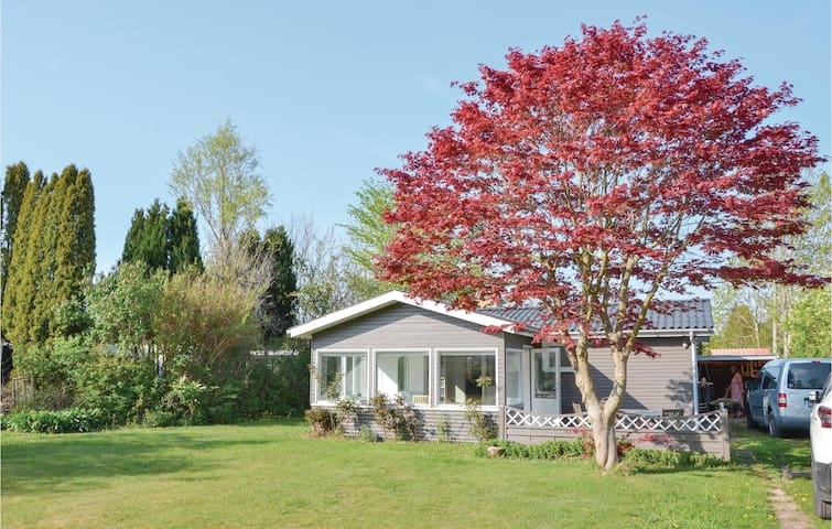 Holiday cottage with 1 bedroom on 51m² in Kirke Hyllinge
