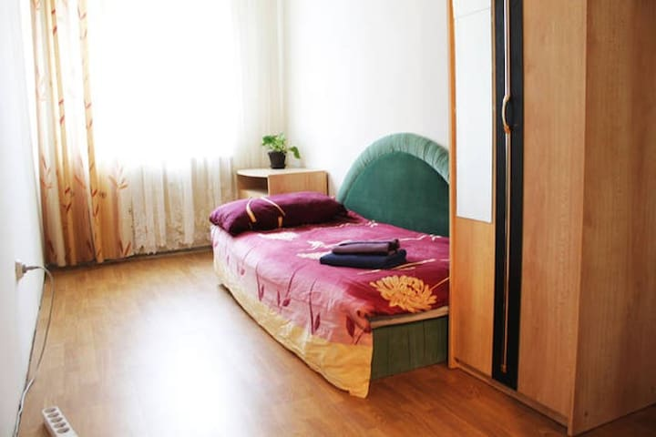 Private room in Bratislava - บราติสลาวา - ที่พักพร้อมอาหารเช้า