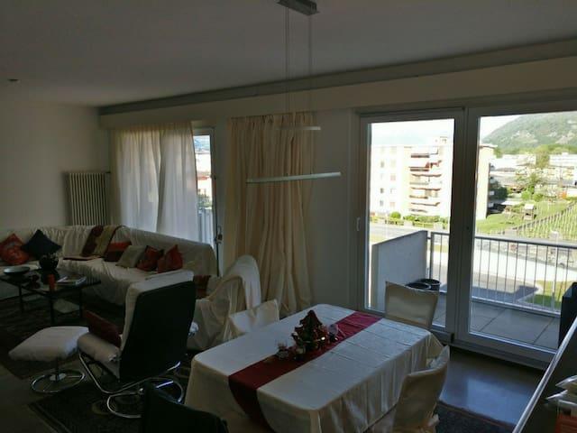 Appartamento nel cuore di Giubiasco - Giubiasco - Appartement