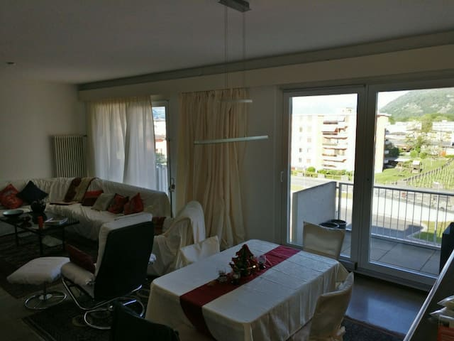 Appartamento nel cuore di Giubiasco - Giubiasco - Flat