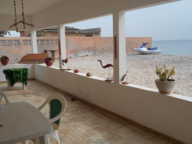 Chambre dans maison bord de mer - SN - Casa
