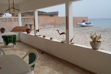 Chambre dans maison bord de mer