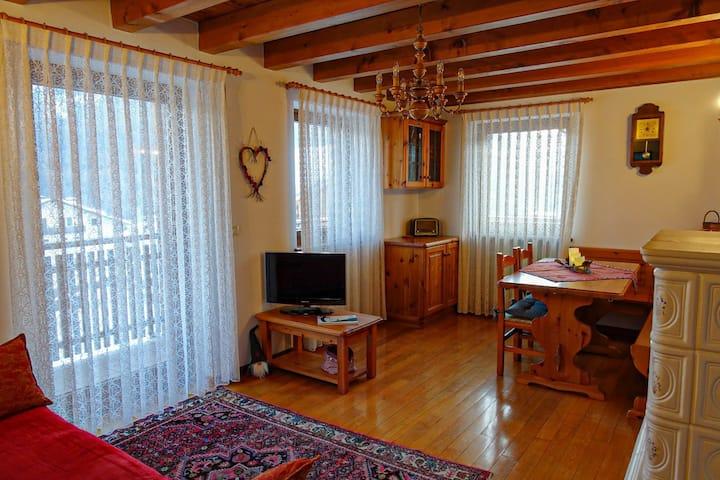 """""""Casa Francesca"""" - Relax nel cuore delle Dolomiti"""