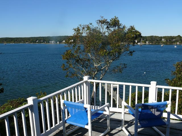 Private Waterfront, Beach, 90' Dock, awesome VIEWS
